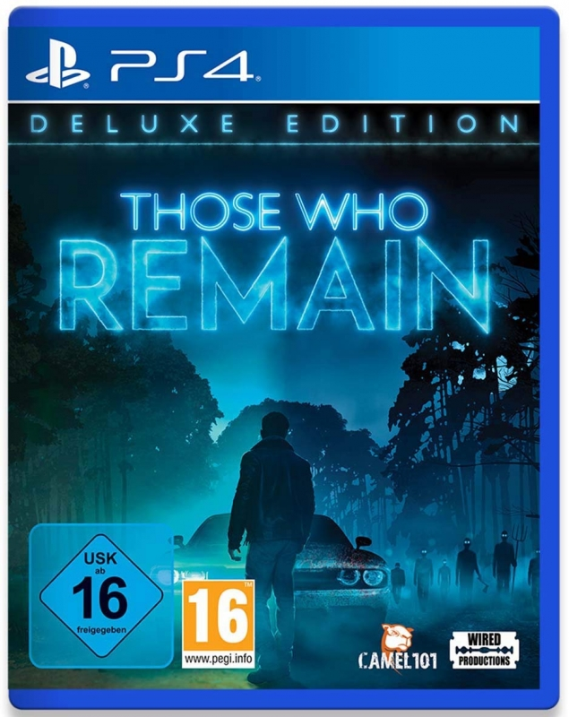 Those Who Remain Deluxe Edition (deutsch) (AT PEGI) (PS4)