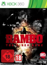 Rambo: The Video Game [uncut] (deutsch) (AT PEGI) (XBOX360)