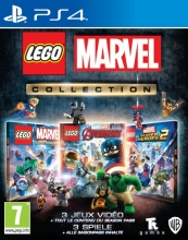 LEGO Marvel Collection (deutsch) (AT PEGI) (PS4)