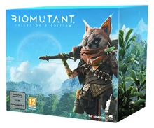Biomutant Collector's Edition (deutsch) (AT PEGI) (PS4)