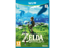 The Legend of Zelda Breath of the Wild (deutsch) (EU PEGI) (Wii U)