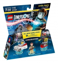 LEGO Dimensions - Peter Venkman Ghost Busters 71228 Level Pack (PS3/PS4/Xbox One/Xbox 360/WiiU)