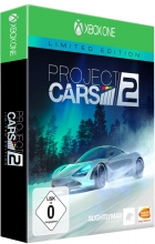 Project CARS 2 Limited Steelbook Edition (deutsch) (DE) (XBOX ONE)