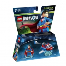 LEGO Dimensions - DC Comics Superman 71236 Fun Pack (PS3/PS4/Xbox One/Xbox 360/WiiU)