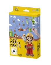 Super Mario Maker - Artbook Edition (deutsch) (DE) (Wii U)