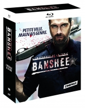 Banshee Box Staffel / Season 1-4 [uncut] (15 Blu-Ray Disks) (deutsch) (EU-Import) (Blu-ray)