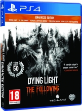 Dying Light [uncut] (deutsch) (EU PEGI) (PS4) + Be the Zombie DLC / Ninja Skin inkl. Night Club Waffe