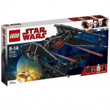 LEGO Star Wars 75179 - Kylo Ren's TIE Fighter