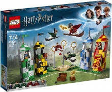 LEGO Harry Potter 75956 Quidditch Turnier [neu]
