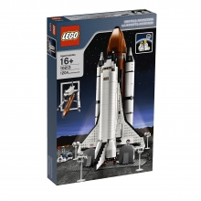 LEGO® 10213 - Space Shuttle [neu]