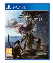 Monster Hunter World (deutsch) (EU PEGI) (PS4)
