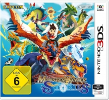 Monster Hunter Stories (deutsch) (DE) (3DS)