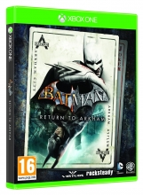 Batman Return to Arkham (deutsch) (EU PEGI) (XBOX ONE)