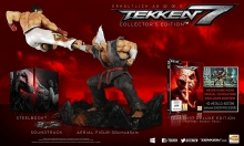 Tekken 7 - Collector's Edition (deutsch) (AT PEGI) (PC DVD)