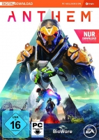 Anthem D1 Edition (deutsch) (DE USK) (PC) [Code in a Box] inkl. Ranger-Rüstung / Waffen-Set / Banner