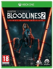 Vampire The Masquerade Bloodlines 2 First Blood Edition (deutsch) (AT PEGI) (XBOX ONE) inkl. 4 DLC