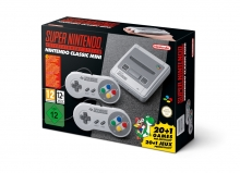 Nintendo Classic Mini Super Nintendo Entertainment System SNES, grau