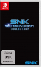 SNK 40th ANNIVERSARY COLLECTION (deutsch) (DE) (Nintendo Switch)