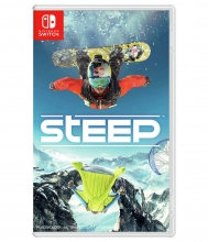 Steep (deutsch) (AT PEGI) (Nintendo Switch)