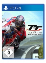 TT Isle of Man Ride on the Edge (deutsch) (DE USK) (PS4)
