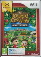 Animal Crossing Let's Go to the City (deutsch) (AT PEGI) (Nintendo Wii)