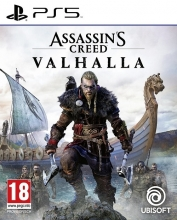 Assassin's Creed Valhalla [uncut] (deutsch) (AT PEGI) (PS5) inkl. Bonus-Mission