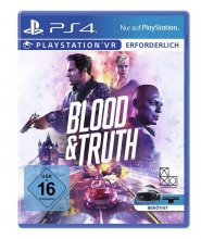 Blood & Truth (deutsch) (DE USK) (PS4) [Playstation VR kompatibel]