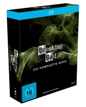Breaking Bad Die komplette Serie (Season 1-5) (deutsch) [Blu-ray]