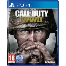 Call of Duty WWII (deutsch) (AT PEGI) (PS4)