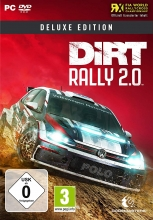 DiRT Rally 2.0 Deluxe Edition (deutsch) (AT PEGI) (PC DVD) inkl. Early Access / 9 DLCs