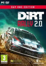 DiRT Rally 2.0 D1 Edition (deutsch) (AT PEGI) (PC DVD)