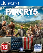 Far Cry 5 - D1 Edition [uncut] (deutsch) (AT PEGI) (PS4) inkl. 6 DLCs