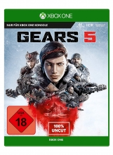 Gears of War 5 [uncut] (deutsch) (DE USK) (XBOX ONE)