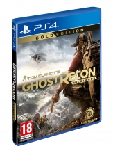 Tom Clancy's Ghost Recon Wildlands - Gold Edition [uncut] (deutsch) (AT PEGI) (PS4) inkl. Season Pass