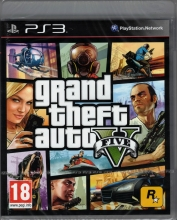 Grand Theft Auto V [uncut] (deutsch) (EU PEGI) (PS3)