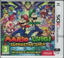 Mario & Luigi Superstar Saga + Bowsers Schergen (deutsch) (AT PEGI) (3DS)