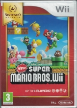New Super Mario Bros. [Nintendo Selects] (deutsch) (EU PEGI) (Nintendo Wii)
