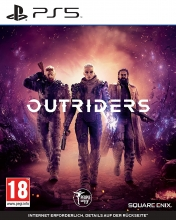 Outriders [uncut] (deutsch) (AT PEGI) (PS5) inkl. Deluxe Edition Upgrade