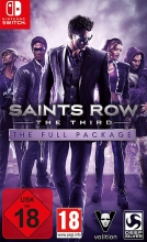 Saints Row The Third The Full Package [uncut] (deutsch) (AT PEGI) (Nintendo Switch)