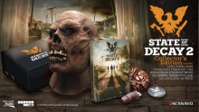State of Decay 2 Collector's Edition [uncut] (deutsch) (AT PEGI) (XBOX ONE) inkl. Survival Pack