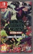 Travis Strikes Again No More Heroes + Season Pass (deutsch) (AT PEGI) (Nintendo Switch)