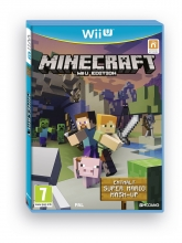 Minecraft Wii U Edition (deutsch) (AT PEGI) (Wii U) inkl. Super Mario Mash-Up